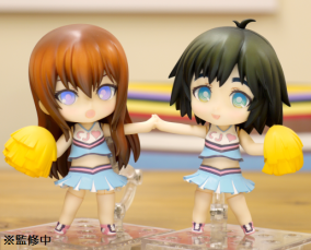 Awesome nendoroids are awesome [http://ameblo.jp/gsc-mikatan/entry-11010981320.html]