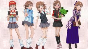Misaka is so cute!