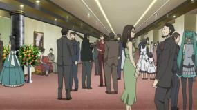 Hatsune Miku cameo in UnGo