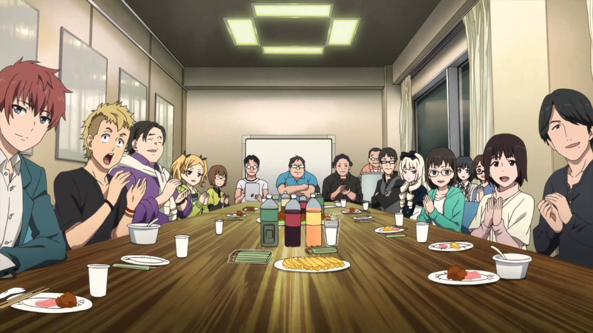 Shirobako – It's the people, dammit! – Washi's Blog