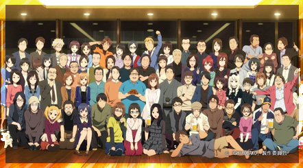 Shirobako Lessons from Shirobako – the story behind anime