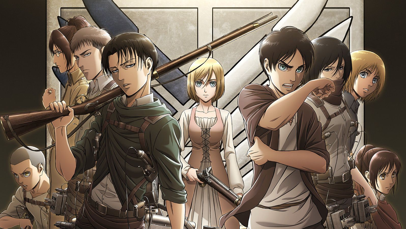 Anime Snapshot: Attack on Titan 39 – Levi's Chase